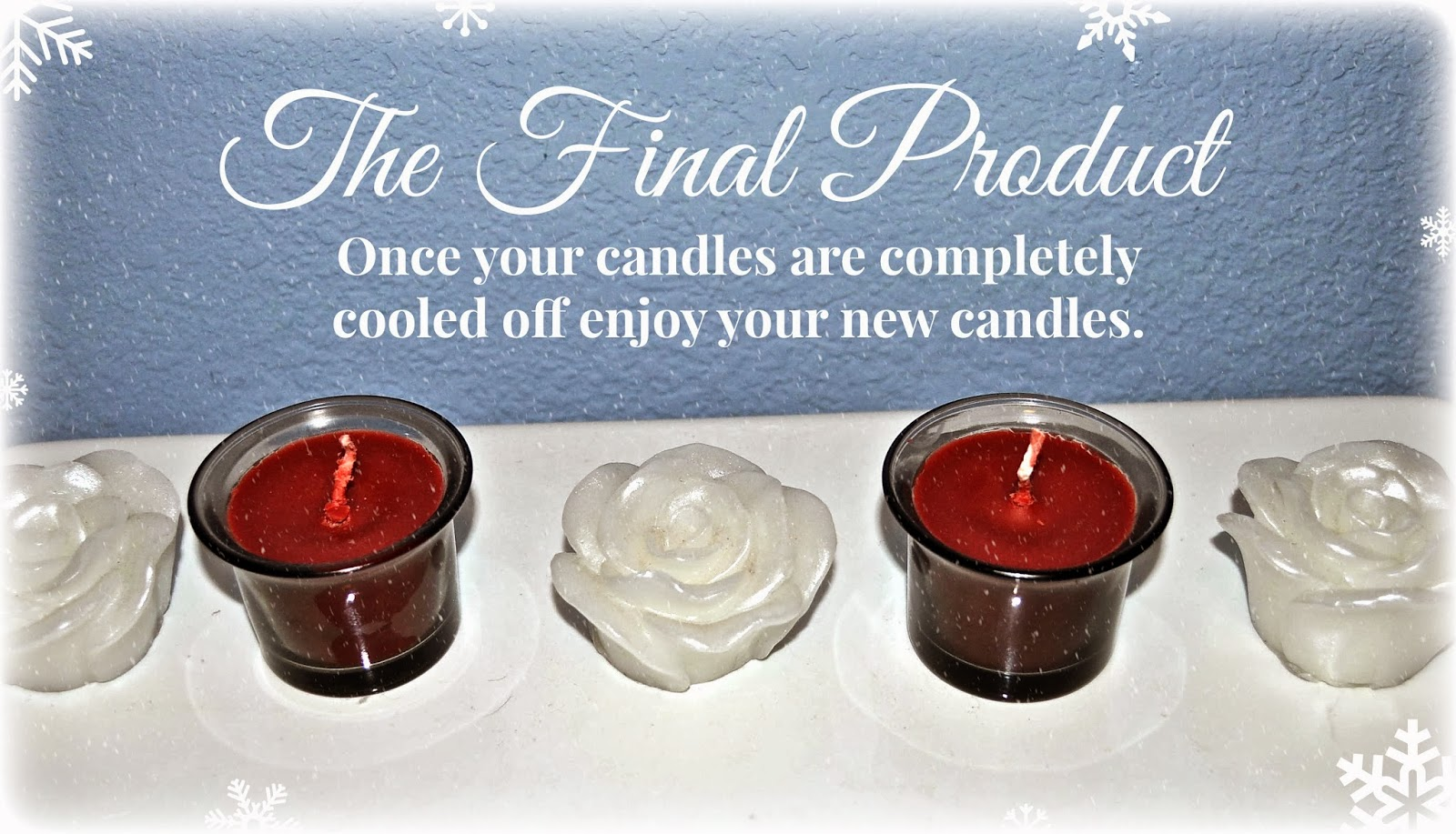 The Kirsten Nicole Project Diy Recycling Candles
