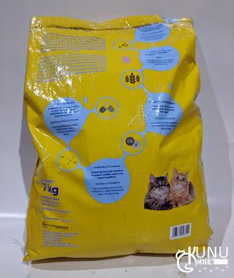 Makanan Kucing Cleo Kitten Fresh Pack