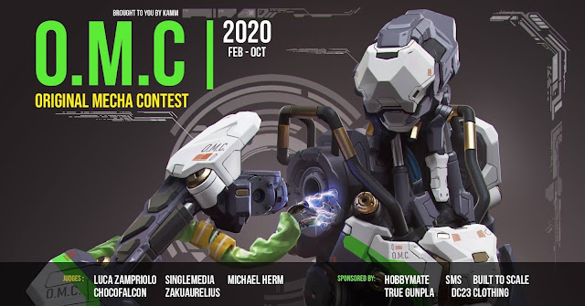 ORIGINAL MECHA CONTEST by KAMM photo