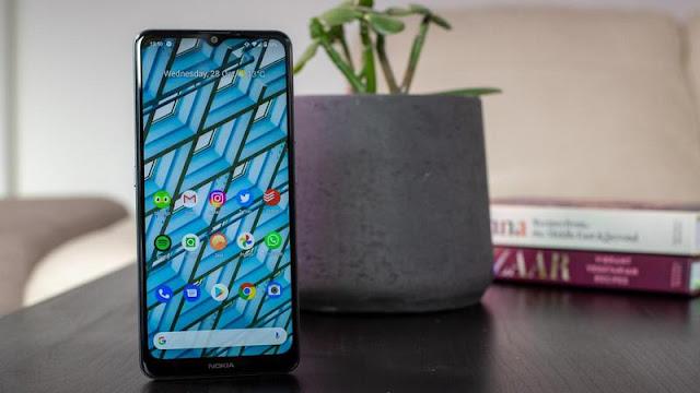 6. Nokia 2.4