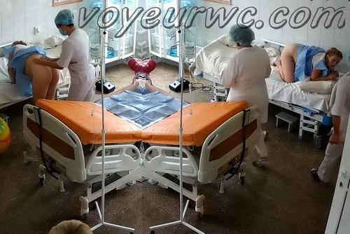 Gyno exam of pregnant woman SpyCam (Examination During Pregnancy 10)
