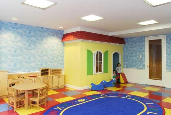Ideas de sala de juegos para usted y sus hijos les - Juego de decorar casas completas ...