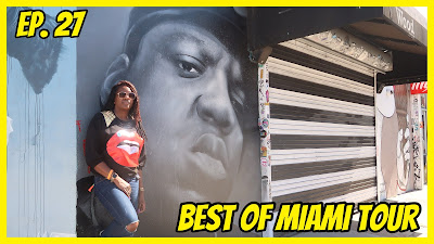Brandi's Life Episode 27: Best of Miami Tour Wynwood Walls Little Havana| PrettyPRChickTV