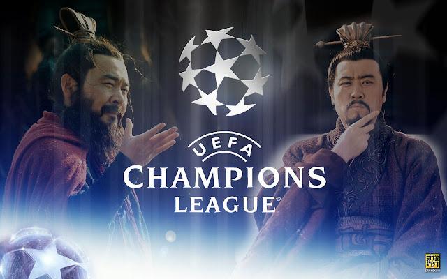 สามก๊ก UEFA Champions League