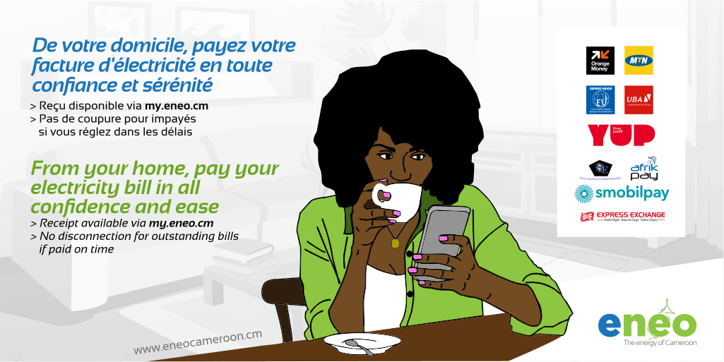 ENEO Cameroon Electricity Payment Options