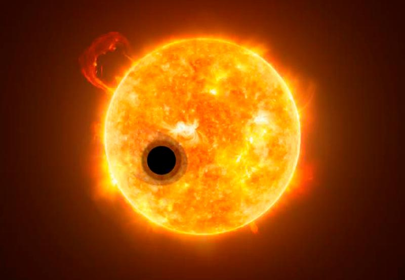 """""""Superpuffs"""" espaciais estão mudando nossa compreensão de como os planetas se formam"""