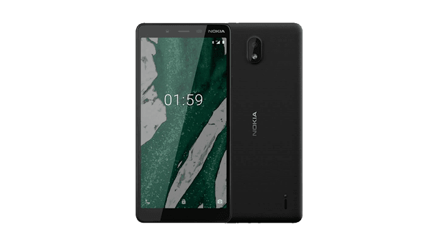 Firmware Nokia 1 Plus