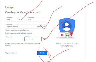 Unlimited Gmail Accounts Kaise Banaye,How-to-Create-Unlimited-Gmail-Accounts-Without-Phone-Verification, create gmail without phone number 2020, create gmail account in hindi make email