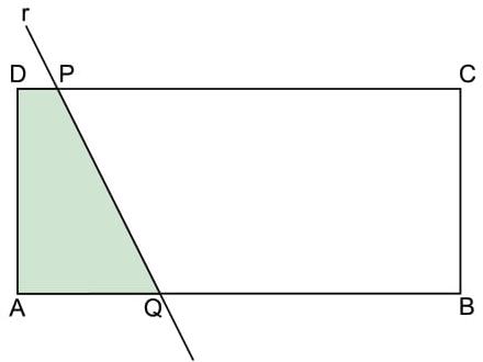 área desse retângulo