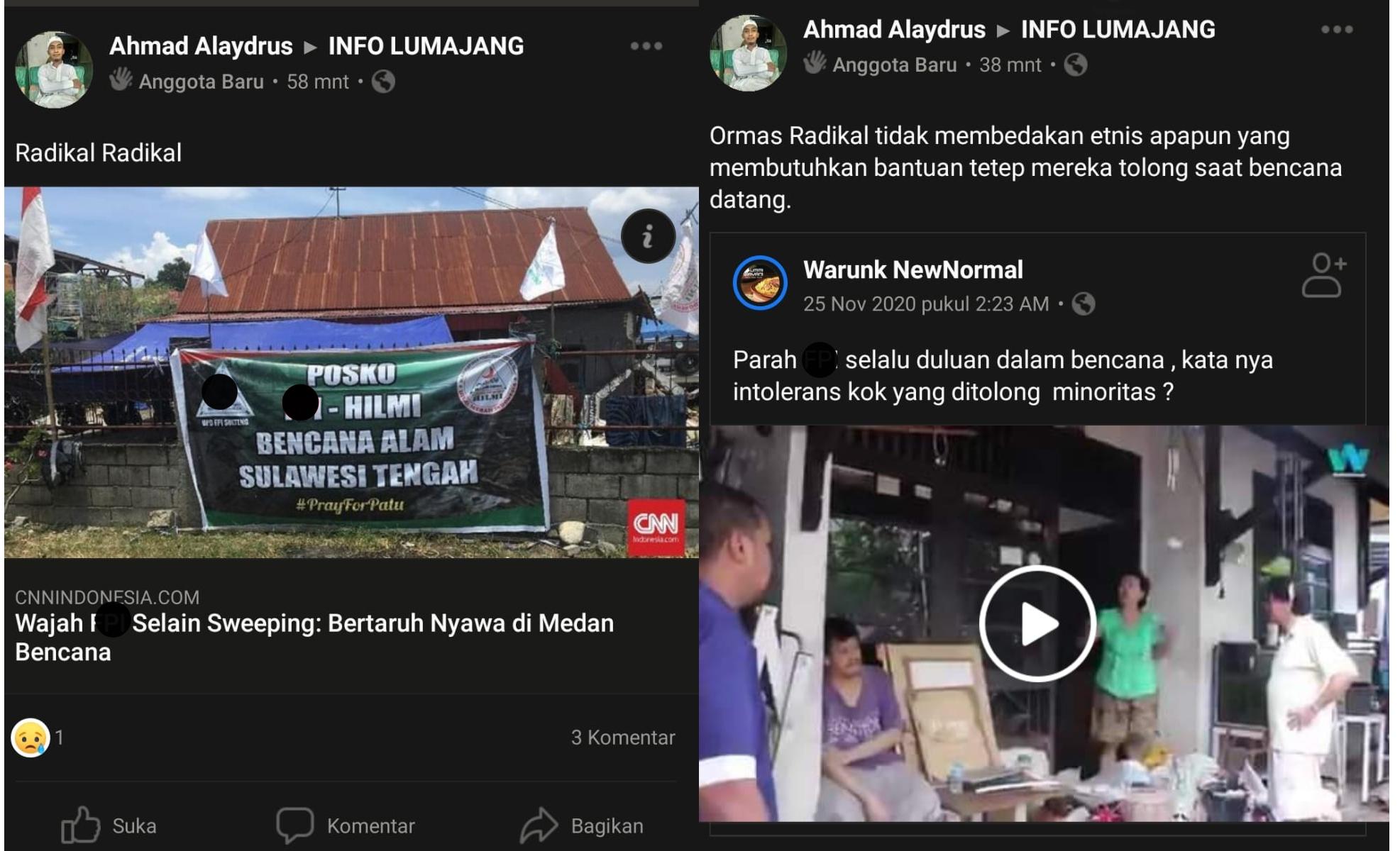 Penyebar Konten FPI Akan Ditindak Tegas