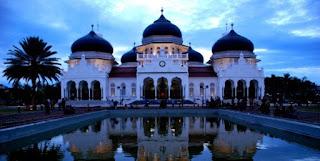 Tempat Wisata Religi di Aceh yang Harus Dikunjungi