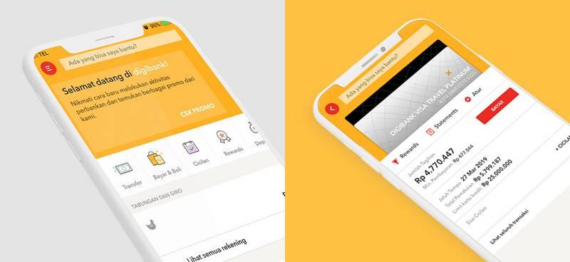 Aplikasi Tabungan Digibank (dbs.id)