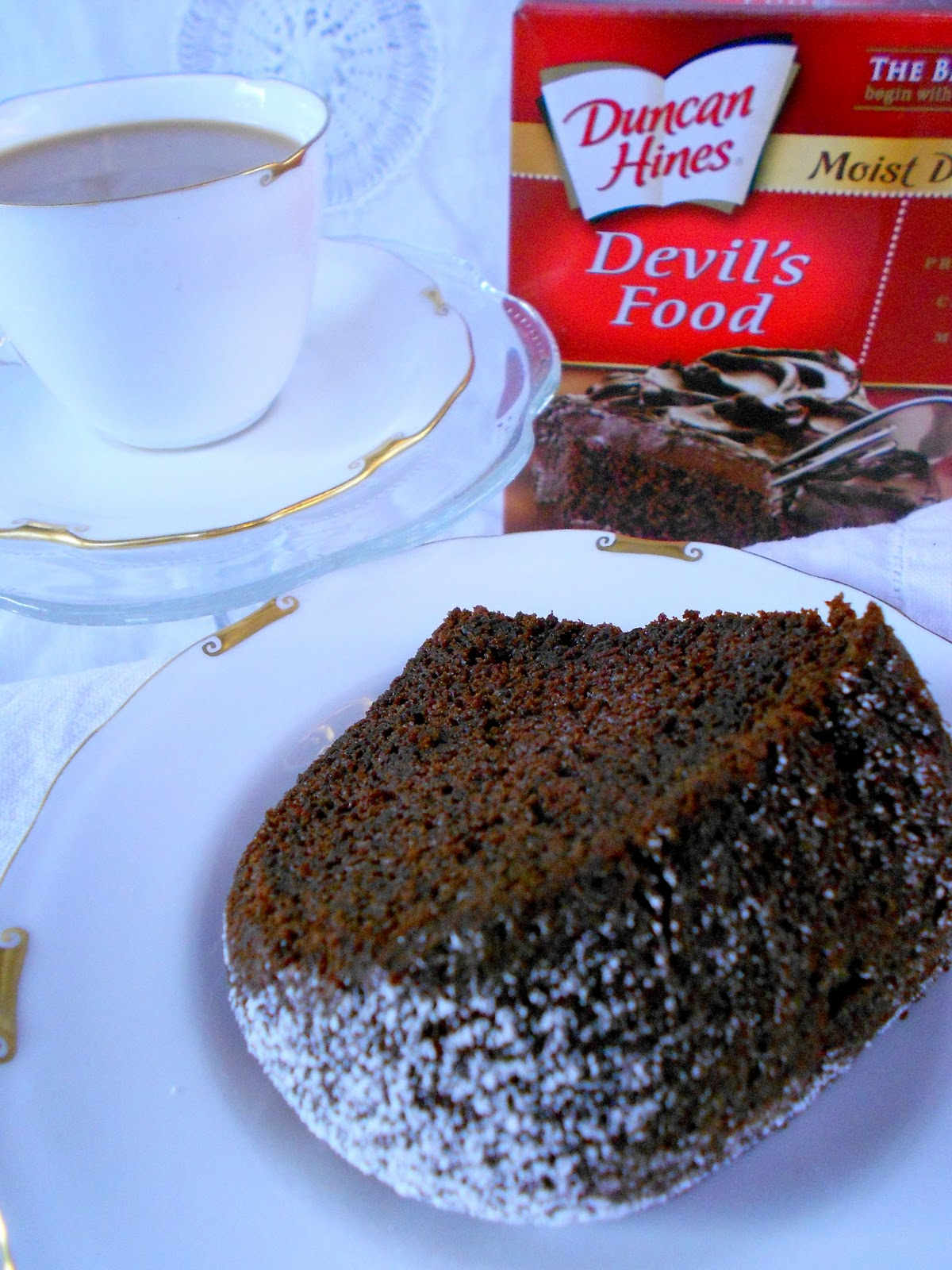 Duncan Hines Chocolate Cake With Applesauce