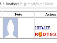 Update dan Unlink Gambar di PHP