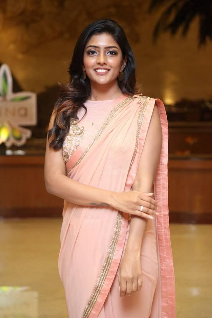 Eesha At Darshakudu Pre Release Function Event Stills