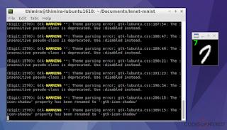 OpenCV 3.1 running on Lubuntu 16.10