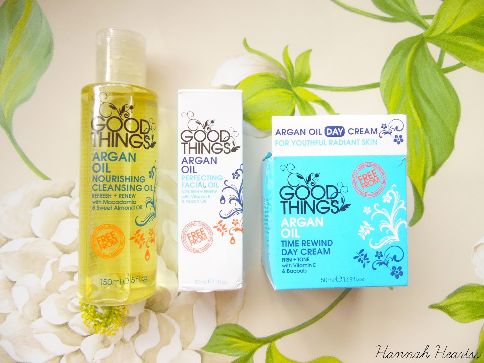 Good Things Argan Oil Skincare