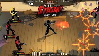 Gun Strider Mod APK Unlocked all weapon