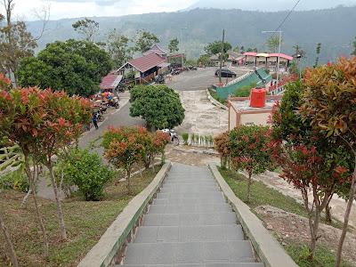 Rest Area Puncak Sumber Jaya, Lampung Barat