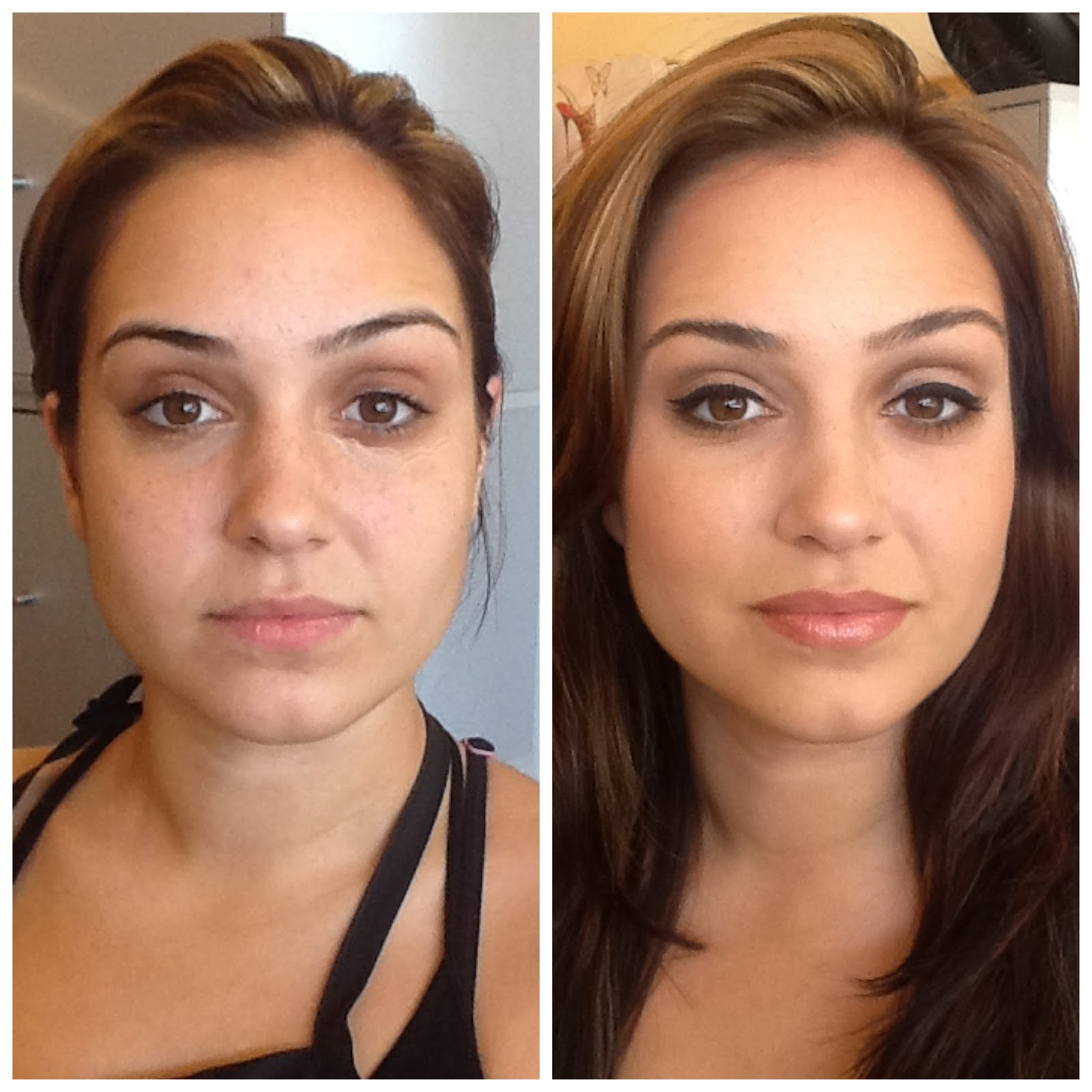 Makeup Sorcery? A Gallery Of SHOCKING Before/After Pics | Bossip