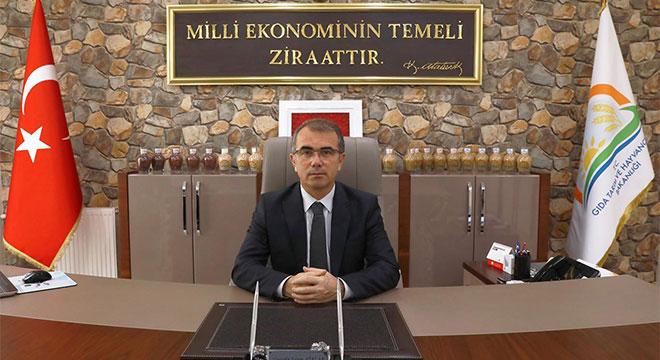 Mustafa Ertan Atalar Diyarbakır Gıda Tarım ve Hayvancılık İl Müdürü