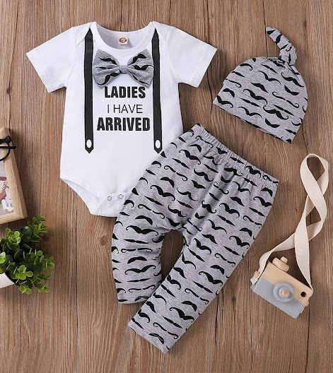 Funky Baby Boy Clothes Gift