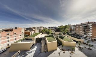 Biblioteca Joan Maragall San Gervasi Barcellona