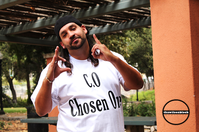 Meet Poet / Rapper C.O Chosen One from Los Angeles, California