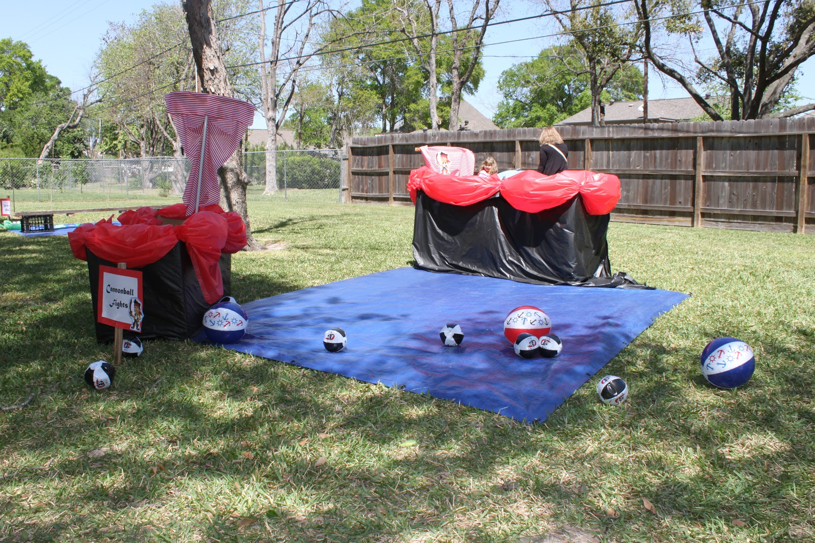 Corporate Crafters: Jake & the Neverland Pirates Party: Games - photo#9