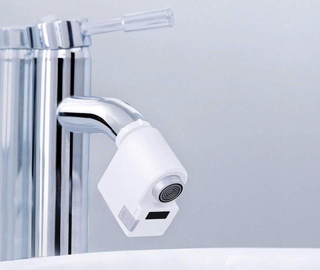 【一掃出水】小米感應式水龍頭 家居都有酒店級享受