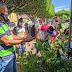 Secretaria de Meio Ambiente de Jaguarari promoveu doação de 600 mudas de plantas nativas e frutíferas