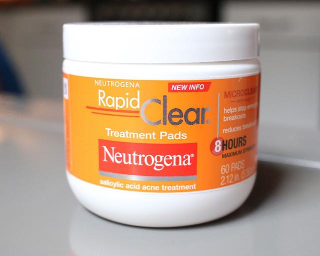 Neutrogena Rapid Clear Daily Pads - Caroline Hirons