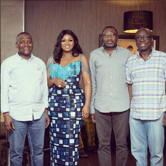 Omotola-Jalade-Ekeinde-Aliko-Dangote-Femi-Otedola-Donald-Duke-Alter-Ego-private-viewing
