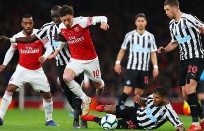 مشاهدة مباراة ارسنال ونيوكاسل يونايتد اليوم 11-08-2019 في الدوري الانجليزي Live : Arsenal vs Newcastle-United