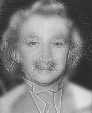 Are you seeing a portrait of Albert Einstein or Marilyn Monroe?