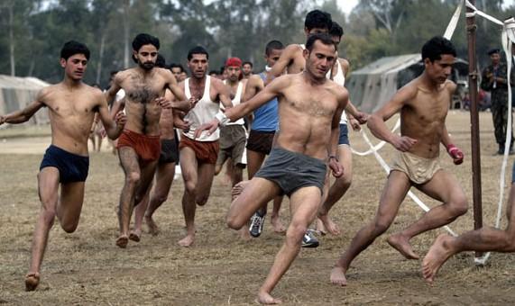 Kurukshetra Army Rally, Indian Army Rally, Open Bharti Rally