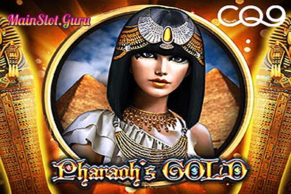 Main Gratis Slot Demo Pharaoh's Gold CQ9 Gaming