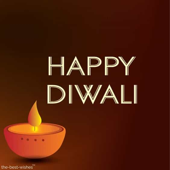 happy diwali images to family