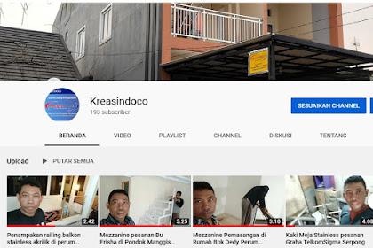 Media Promosi Youtube