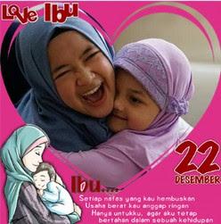 Kumpulan Bingkai Foto Profil Spesial Har Ibu -4