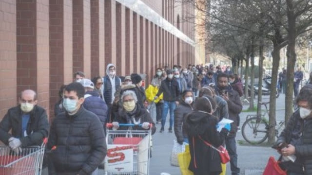 Αδιανόητη τραγωδία στην Ιταλία - 793 νεκροί σε 24 ώρες