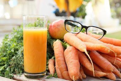 Makanan Sehat untuk Mata dan Gangguan Mata
