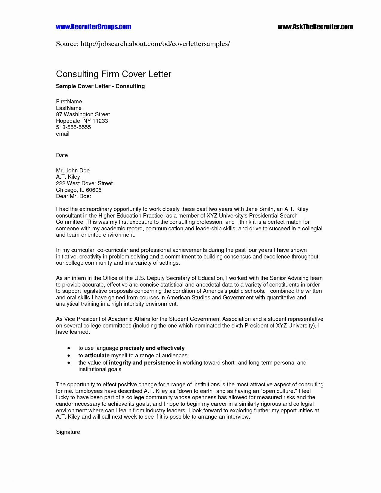 Business Letter Format Two Signatures