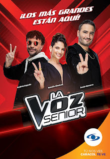 telenovela La Voz Senior