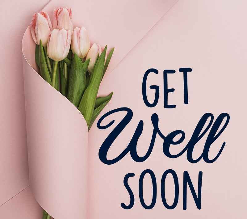 20 Simple, Short Get Well Soon Messages for WhatsApp