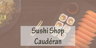 Sushi Shop Bordeaux Caudéran