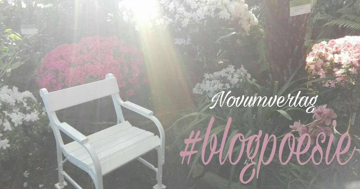 Marie S Salon Du Livre Blogpoesie Mit Den Novum Verlag