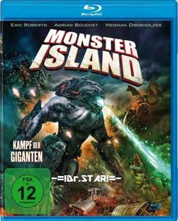 Monster Island 2019 480p 300MB BRRip Dual Audio [Hindi - English]