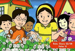 Buku Siswa Kurikulum 2013 Kelas III SD/MI Tema 6-http://www.librarypendidikan.com/