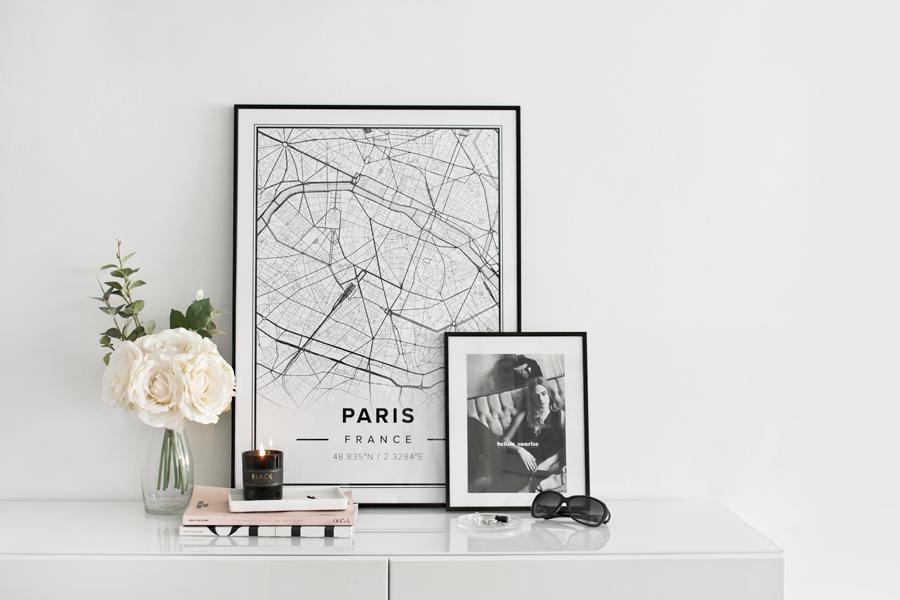 CREATE AN ELEGANT PARISIAN STYLE DECOR / Crear una elegante decoración de estilo Parisino
